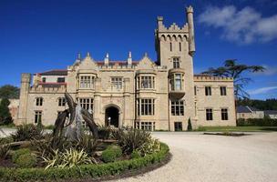 irische Burg foto