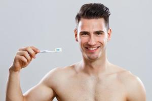Zahnhygiene foto