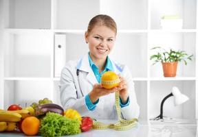 Doktor Ernährungsberater foto