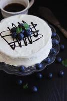 festlicher Kuchen foto