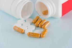 Drogen und Pillen foto