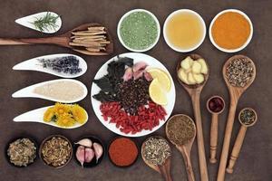 Immunförderndes Superfood foto