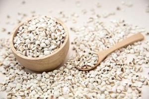Hirse ist nützliches Getreide foto