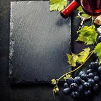 Wein und Trauben