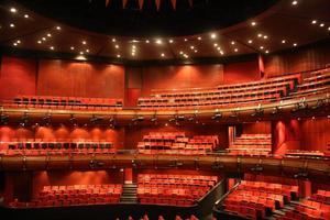 leerer Konzertsaal foto