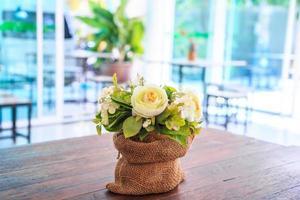 dekorative Blume foto