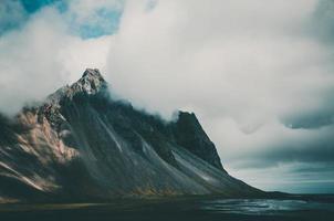 Berge in Island foto