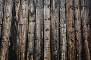 notleidende Holzmaserung