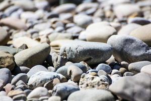 Steine und Kieselsteine foto