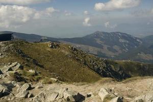 Naturlandschaft der Slowakei foto