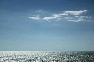 der Ozean in Frankreich foto