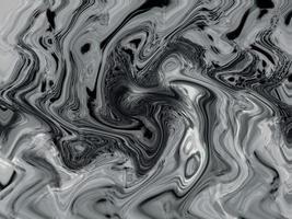 Muster aus schönen schwarzen Steinen