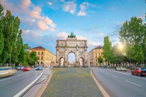 Siegestor Triumphbogen foto