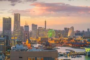 Yokohama Stadt, Japan