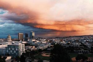 San Francisco Hochhäuser foto