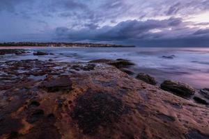 Küste von Sydney, Australien foto