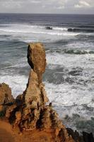 südafrikanische Seelandschaft