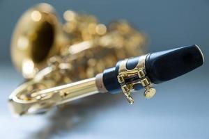 Saxophon foto