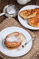 Pfannkuchen. foto