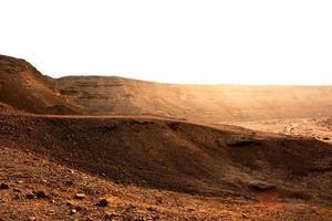 das Wüsten-Elrayan-Tal Sahara