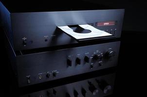 Stereoanlage foto