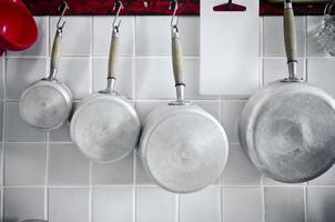 Innenraum der Küche foto