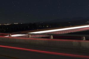 Nachthimmel foto