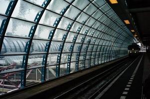 Zug kommt foto
