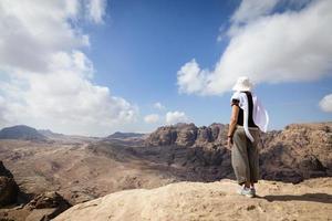 Wandern in Petra