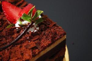 cremiger Schwarzwälder Kuchen