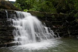 kleiner Wasserfall foto