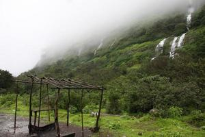 Monsun in Indien foto