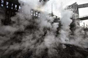 Kohlebergbau in West Virginia foto