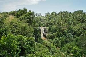 Tegan Ungan Wasserfall, Bali foto