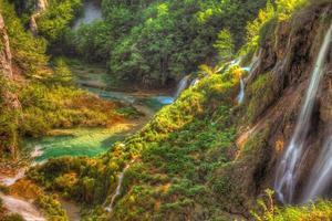 Wasserfall foto