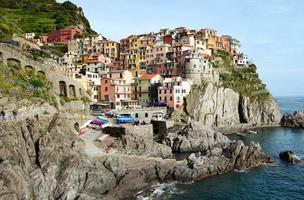 Manarola, ein wunderschönes Dorf in Cinque Terre