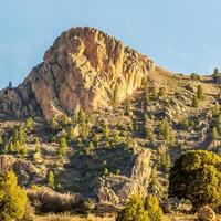 am Fuße der Colorado Rockies foto