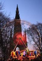 Weihnachten Edinburgh