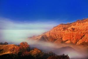 rote Schlucht - Rumänien foto