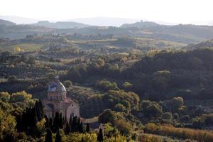 montepulciano - Kirche von San Biagio