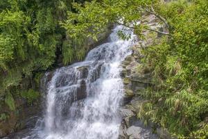 Wasserfall im Berg