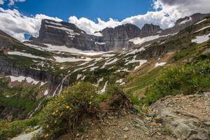 Grinnell-Gletscher foto