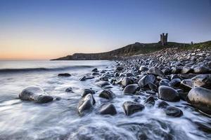Burgruine von Dunstanburgh foto
