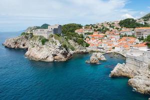 Dubrovnik Altstadt foto