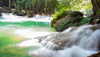 Nation Wasserfall foto