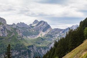 Alpsteinmassiv foto