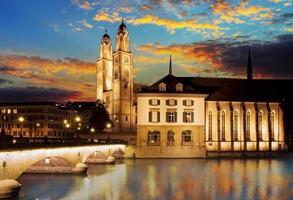 Zürich - Grossmunster foto