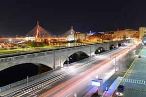 Boston Zakim Bunker Hill Bridge, USA
