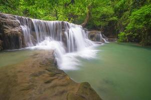 Huai Mae Khamin Wasserfall foto