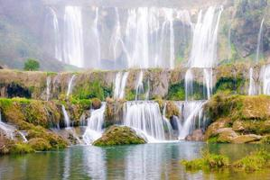 Jiulong Wasserfall